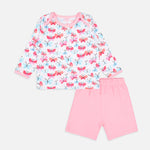 SHORTY PJ SET