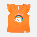 Baby Girl Rainbow Set - Organic Cotton