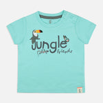 Baby Boys Jungle friends Set - Organic Cotton