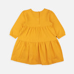 Baby girls 3 tiered dress - Organic Cotton
