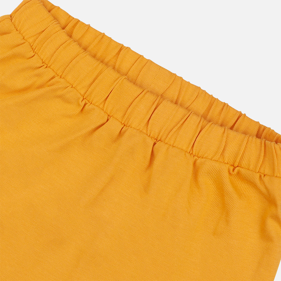 Boys 2 Pack Shorts - Organic Cotton