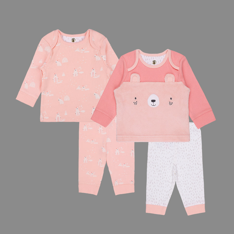 Unisex Pyjama Set - Organic cotton