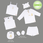 Unisex 6 Piece Set (Pineapple)