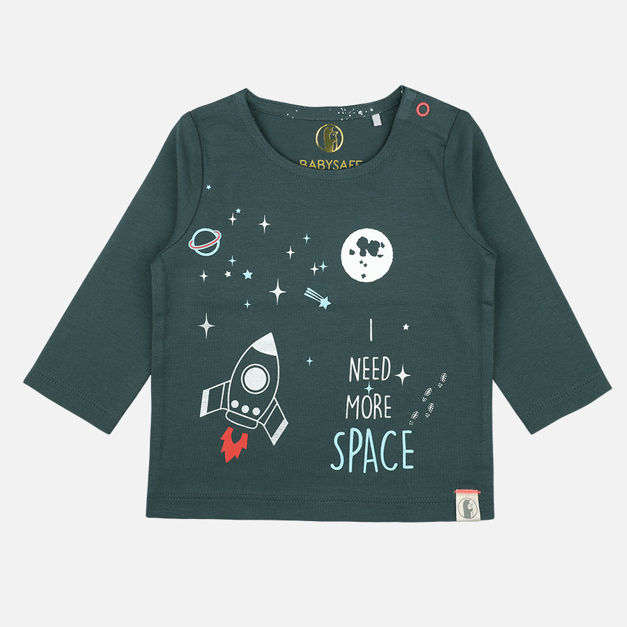 Baby Boys 3 piece Space fun set - Organic cotton