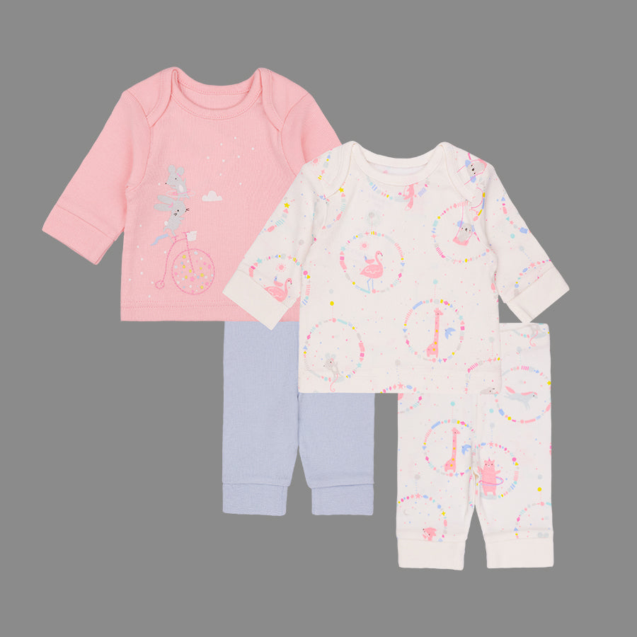 Girls Pyjama Set - Organic cotton