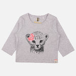 Baby Girl 3 Piece pretty girl Leopard Set - Organic cotton