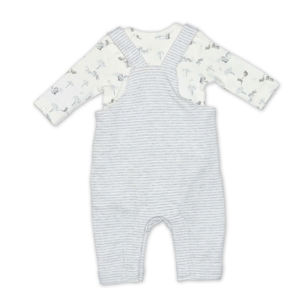 Baby Boys Dungaree set - Organic cotton