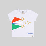 Unisex Independence Day Tee - Organic Cotton , Anti Bacterial Finish