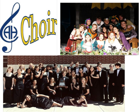 Choir Boosters - Memberships from $20-$250