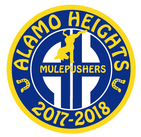 Mulepushers Booster Club - Memberships from $25-$200