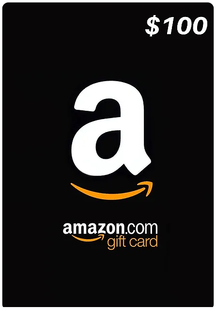 100$ Amazon Gift Card (Email Delivery - US Only)