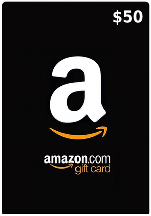 50$ Amazon Gift Card (Email Delivery - US Only)