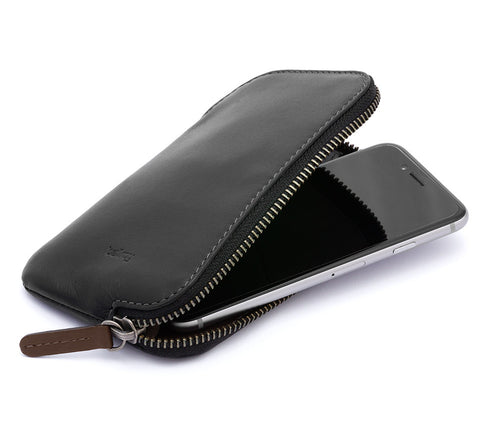 Picture of Bellroy 'Phone Pocket' phone case wallet in black