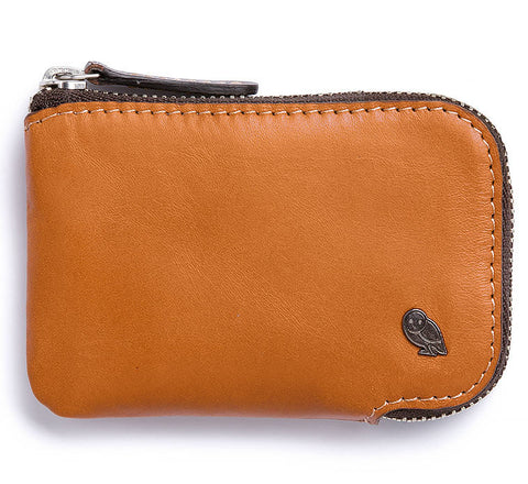 Picture of Bellroy Card Pocket wallet in caramel