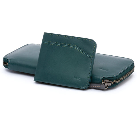 Picture of Bellroy Carry Out wallet in teal