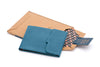 Bellroy Coin Fold wallet in arctic blue