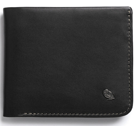 Picture of Bellroy wallet Hide and Seek in black RFID