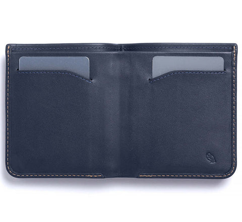Bellroy wallet High Line in blue steel