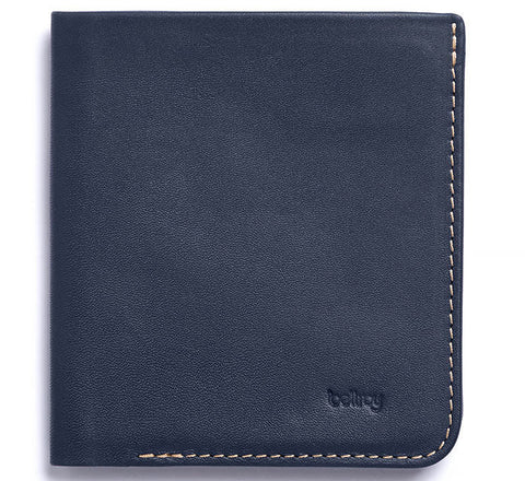 Picture of Bellroy wallet High Line in blue steel