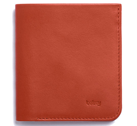 Bellroy wallet High Line in tamarillo