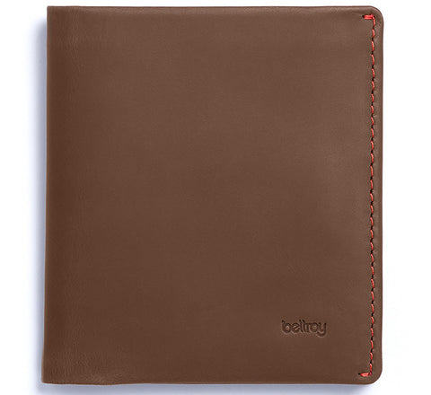 Picture of Bellroy wallet Note Sleeve in cocoa