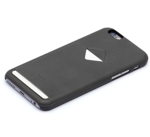 Picture of Bellroy Phone Case (1 card) for iPhone 6 in charcoal