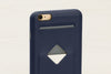 Bellroy Phone Case (3 card) for iPhone 6/6S Plus in blue steel