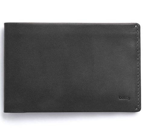 Picture of Bellroy Travel Wallet in charcoal