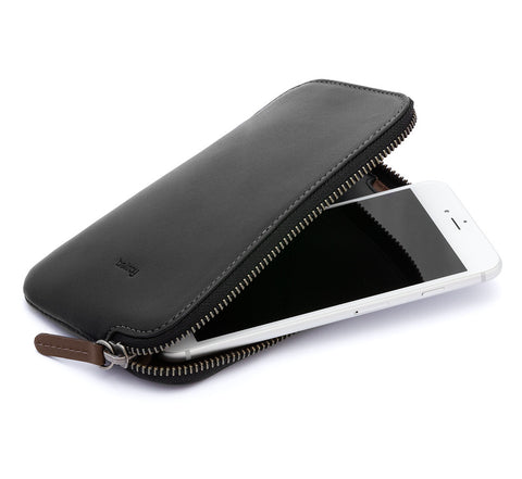 Picture of Bellroy 'Phone Pocket Plus' phone case wallet in black