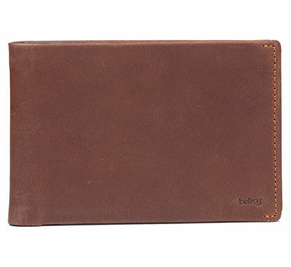Bellroy Travel Wallet in cocoa