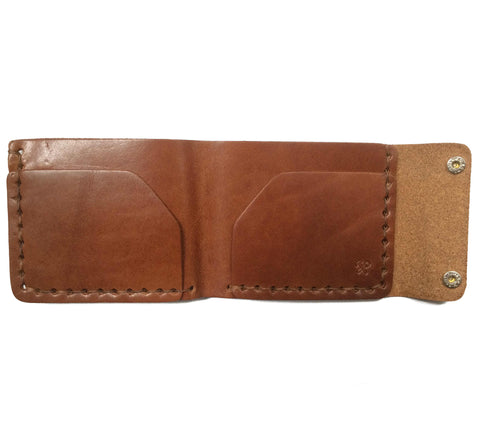 Billykirk Bifold Wallet in tan