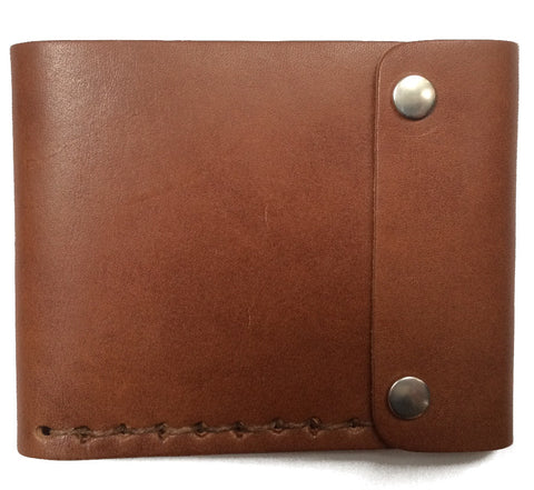 Picture of Billykirk Bifold Wallet in tan