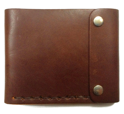 Picture of Billykirk 'Bifold wallet' in brown