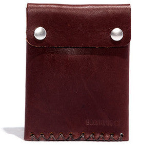 Billykirk 'Card case' card holder in brown