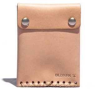 Picture of Billykirk 'Card case' card holder in natural