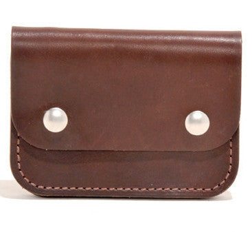 Billykirk 'Trucker Wallet' in brown
