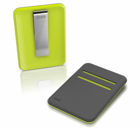 Picture of Dosh 'Blade Wasabi' card holder