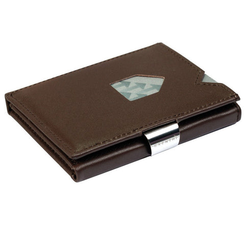 Picture of Exentri wallet in brown