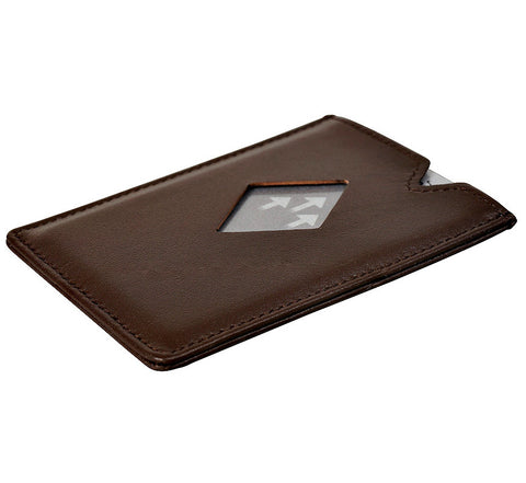 Picture of Exentri City wallet in brown