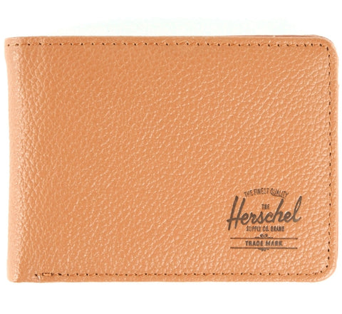 Picture of Herschel 'Hank' leather wallet in tan