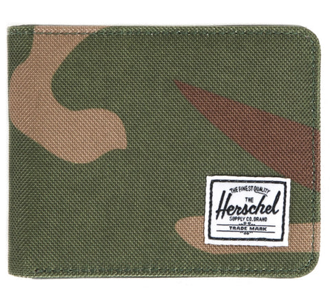 Picture of Herschel wallet 'Hank' in camo