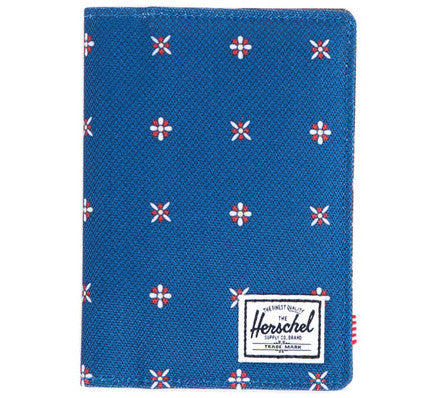 Picture of Herschel 'Raynor' passport holder in hyde / tiger camo