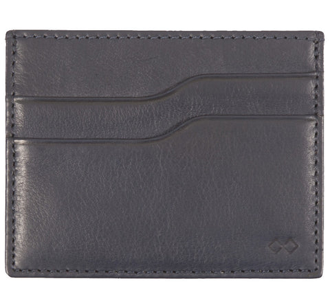 Picture of Issara minimalist wallet in navy