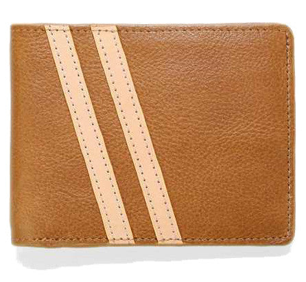 Picture of J Fold Roadster Slimfold wallet in cognac