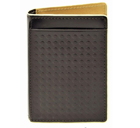 Picture of 'Altrus' in black - holds 6 cards and notes