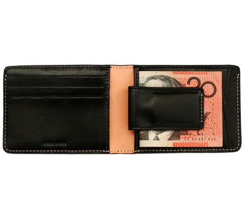 Status Anxiety 'Ethan' wallet in black