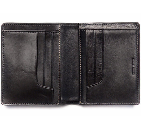 Status Anxiety 'Nathaniel' wallet in black