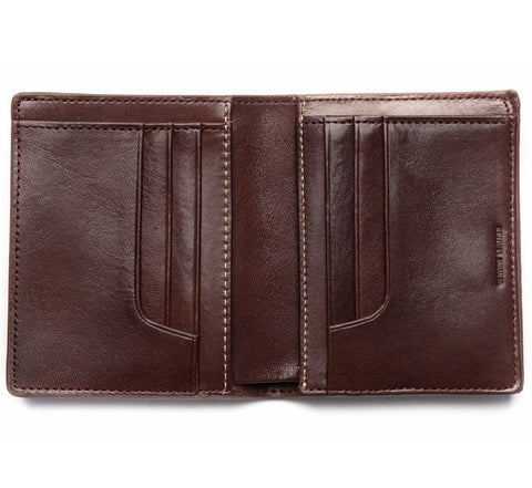 Status Anxiety 'Nathaniel' wallet in brown