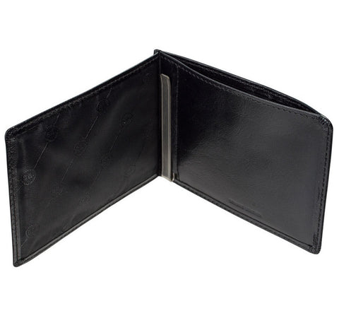 Picture of Status Anxiety 'Perez' wallet in black