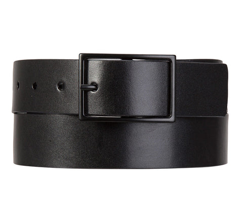 Picture of Status Anxiety belt Natural Corruption in black